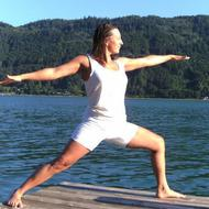 Yoga am See