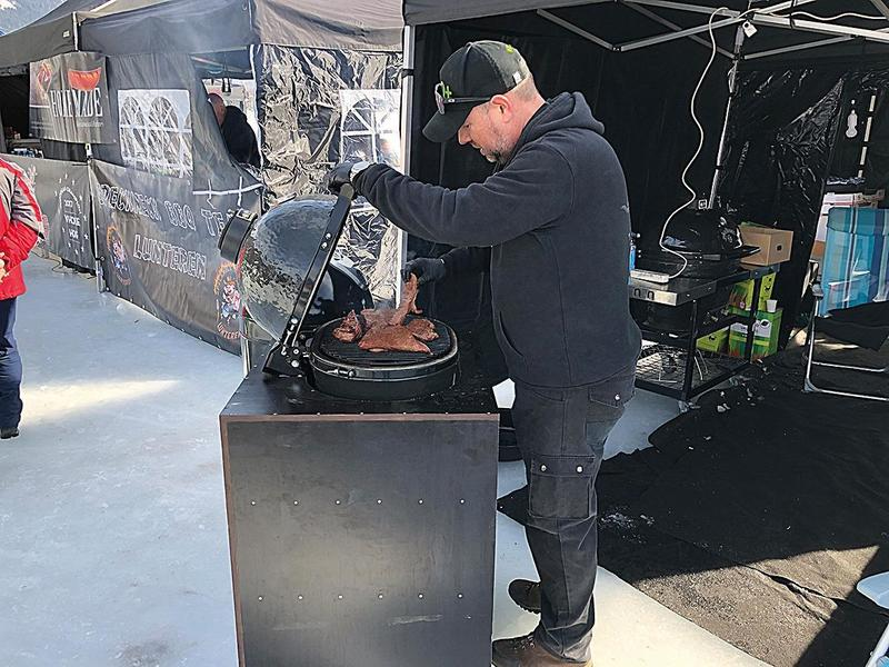 Austrian BBQ Festival - 2nd Meat Smoke & Beer BBQ Competition on ICE 2019