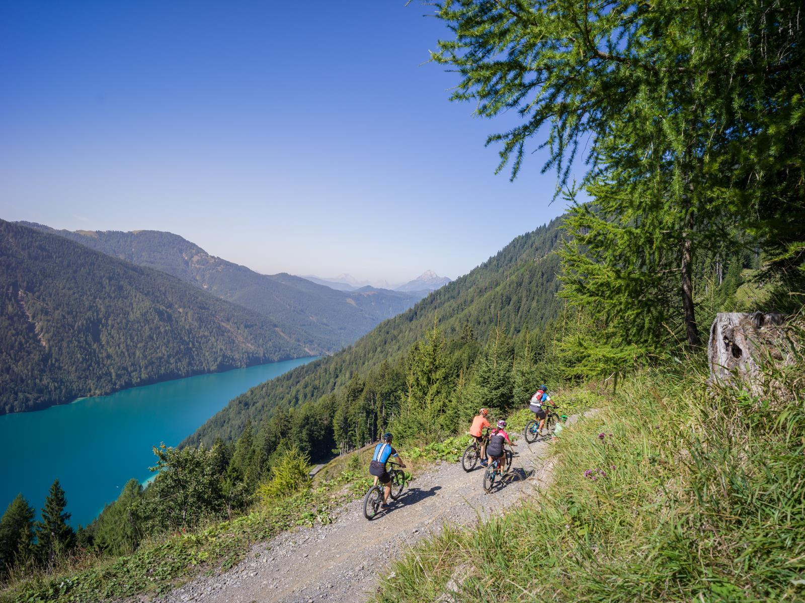 E-Mountainbike & Hike Tour