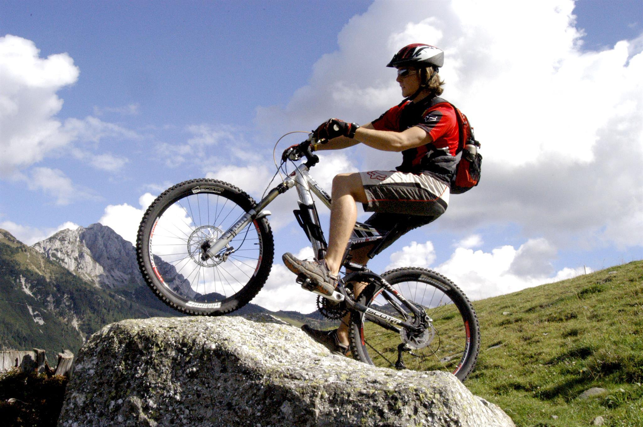 E-Bike Mountainbike Tour im TAL