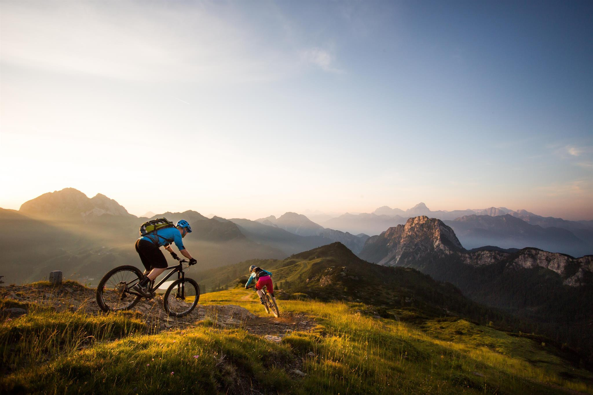 MTB Basics – Learn & Ride