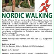 Nordic Walking im Seental Keutschach