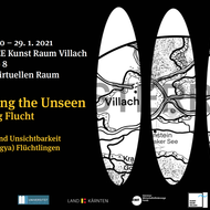 "Mapping the Unseen - Mapping Flucht ""10 Days That Shook The World"""